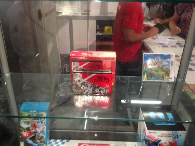 Swiss Toy : Les prix du concours Nintendo, histoire de nous faire baver devant les vitrines