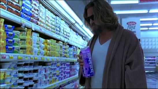 Jeff Bridges dans son rôle du Duc
