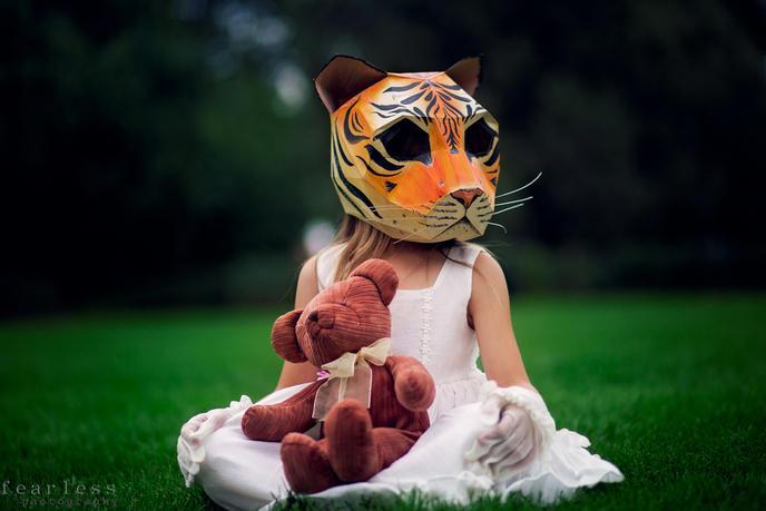 Masque-3D-tigre