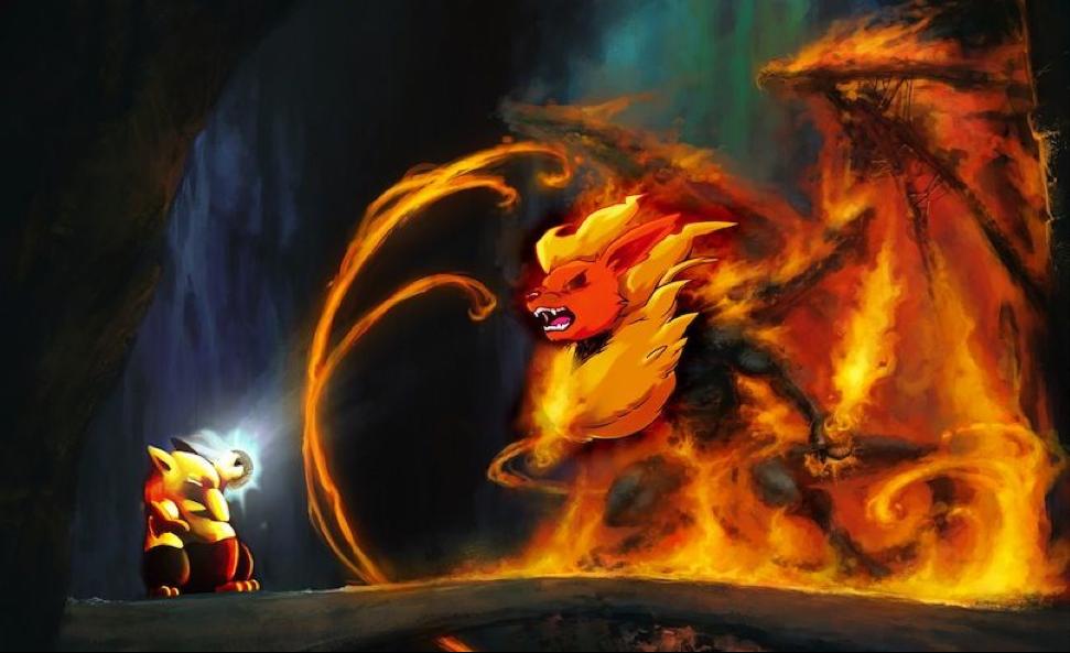 Détournement du film La Communauté de l'Anneau en faveur de l'expérience sociale Twitch Plays Pokémon. Ici Soporifique est considéré comme le Gardien car il était enfermé dans le PC en même temps que Pyroli, le faux Prophète.