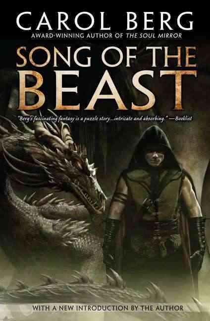 La couverture du roman Song of the Beast