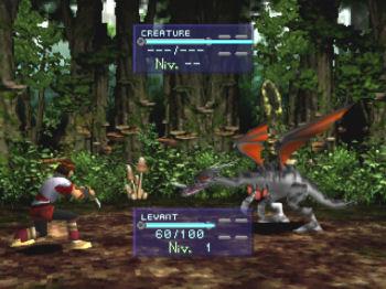 Vous remarquerez vite que combattre sans vos créatures n'est pas la meilleure idée qu'on puisse avoir