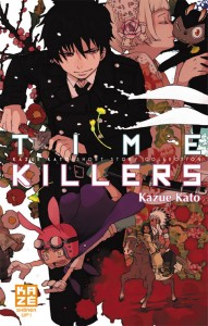 Time Killers Couverture