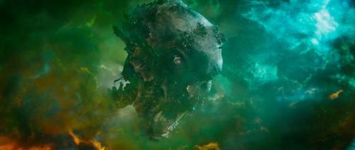 """""""Knowhere"""" , l'un des lieux culte de la série mais aussi l'un des points qui diffère entre le comics et le film"""