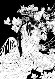 Des planches noir-blanc de toute beauté