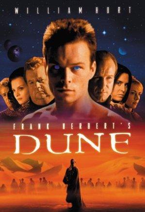 affiche de la série de Dune