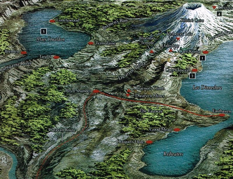 Une vue de Valbise (noms en anglais)