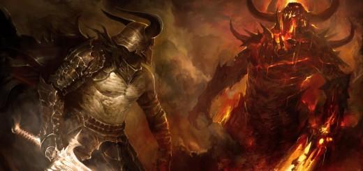 Le combat du Bien contre le Mal