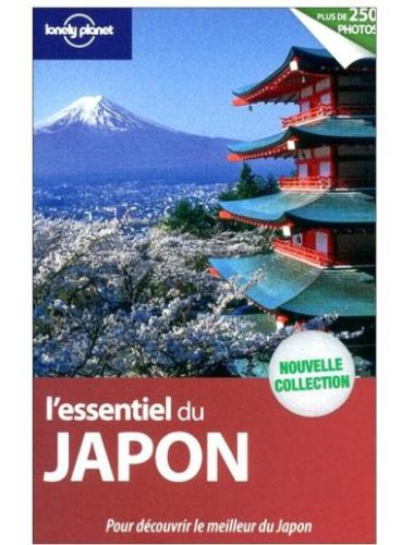 L'essentiel du Japon (Lonely Planet)