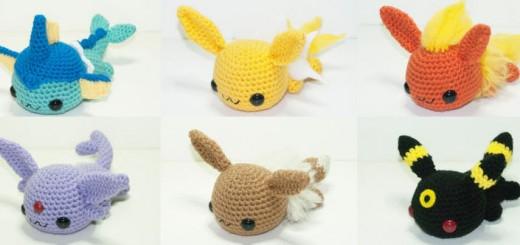 Crochet Pokémon