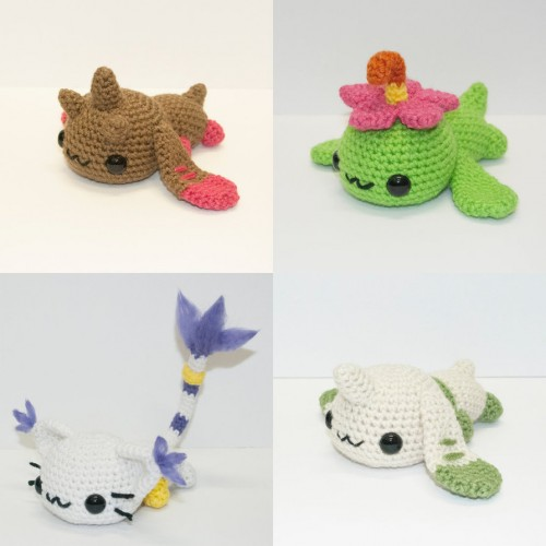 Crochet Digimon
