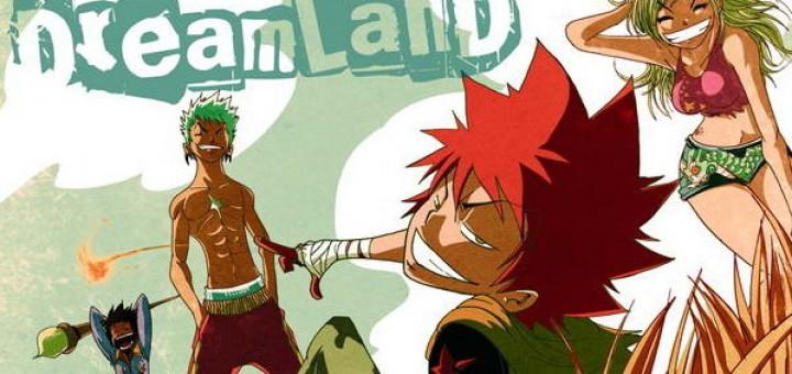 Dreamland à la une