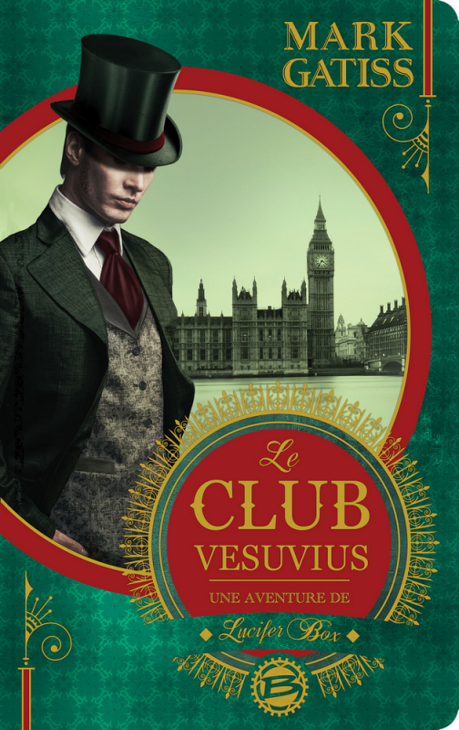 Couverture du club vesuvius