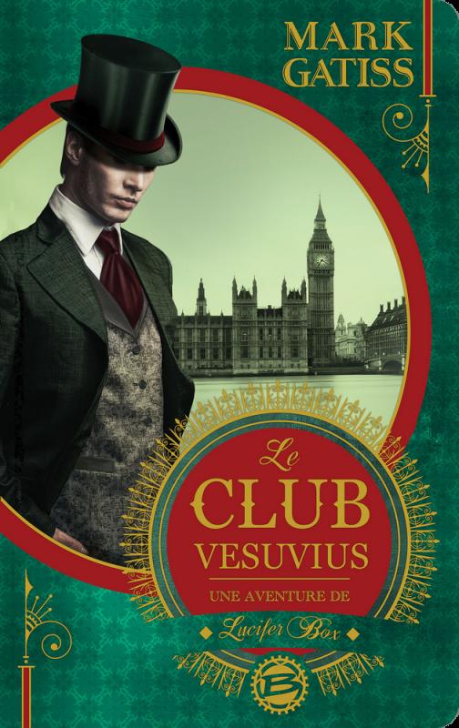 Couverture du club vesuvius