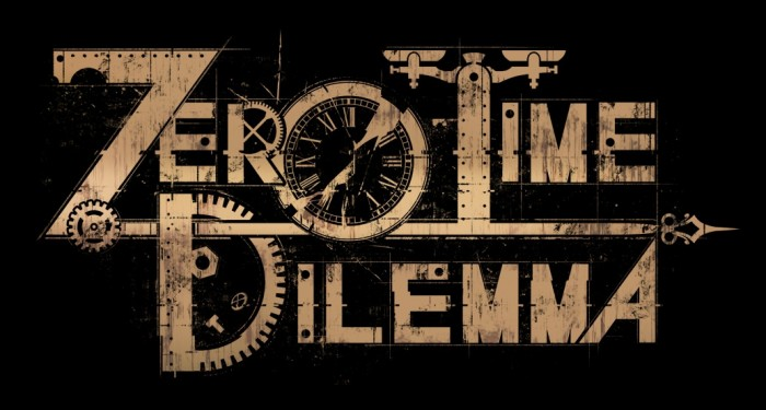 logo du jeu zero time dilemma