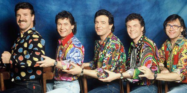 Le groupe musical les Musclés