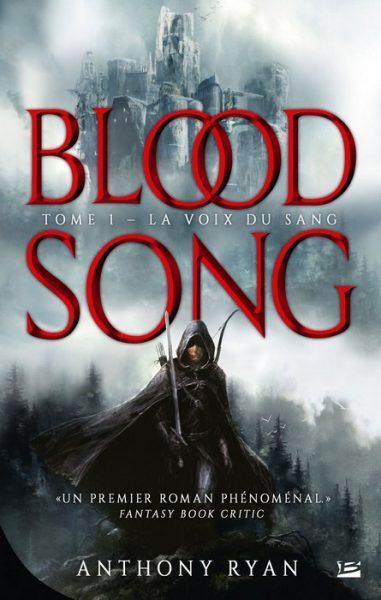 La voix du sang, Blood song tome 1