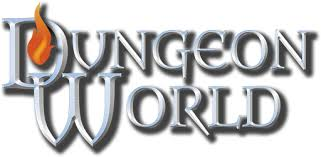 Dungeon world logo