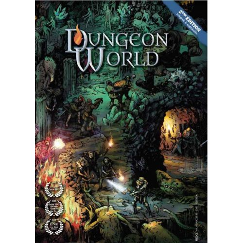 La base de Dungeon world