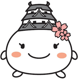 La mascotte du château d'Himeiji