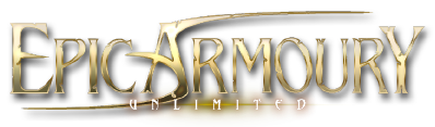 Epic Armoury Unlimited logo
