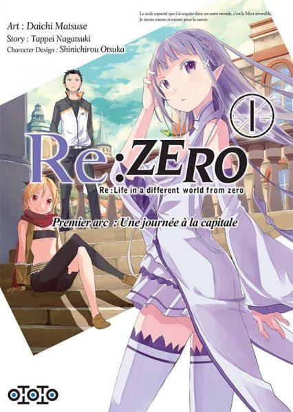 re-zero-light novel