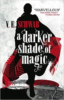 Couverture de a darker shade of magic