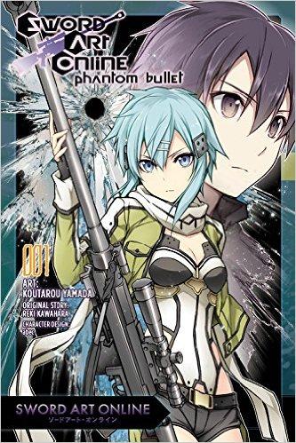 Le tome 1 de l'arc Phantom Bullet