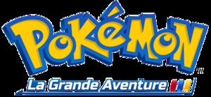 Pokémon la Grande Aventure – Rouge-Bleu-Jaune logo