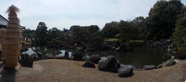 Jardins Seiru-en - Nijo-jo castle 2