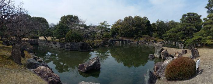 Jardins Seiru-en - Nijo-jo castle
