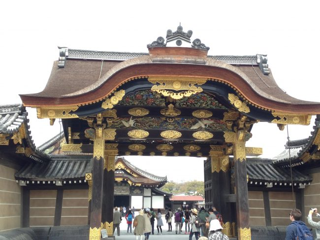 Kara-mon - Nijo-jo Castle