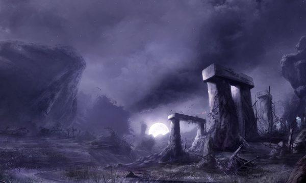 Un cercle de pierre - Manuel d'univers des Ombres d'Esteren