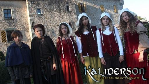 Kaliderson protagonistes