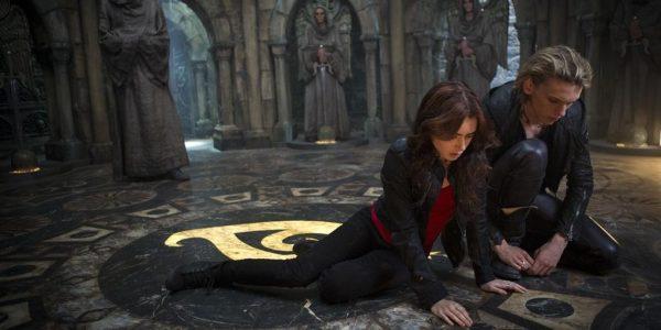 The Mortal Instruments : La Cité des ténèbres protagonistes