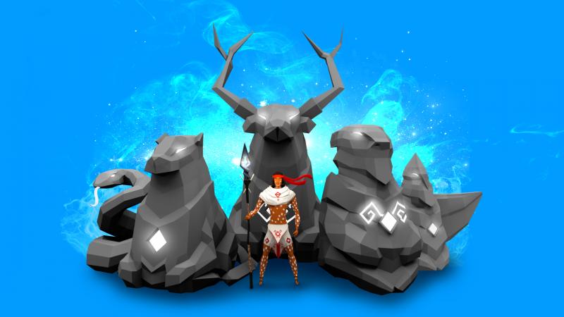 Mulaka et les demi-dieux qui lui offriront ses pouvoirs