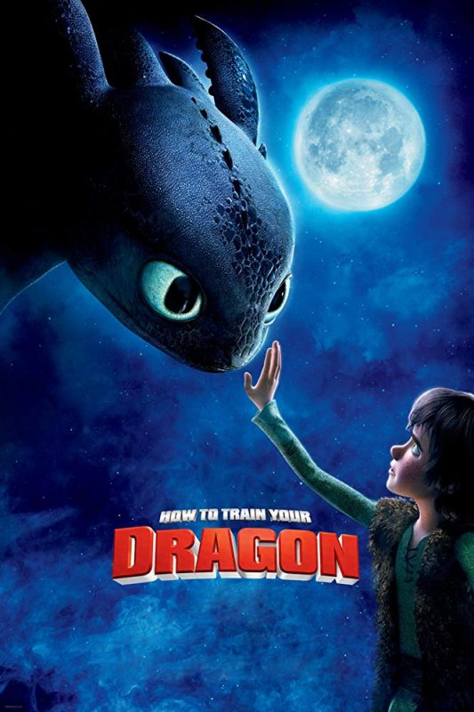 L'affiche du film Dragons