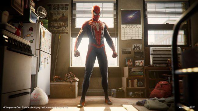 Spider-Man graphismes
