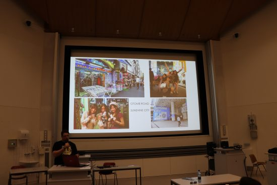 Conférence Geekin Japan