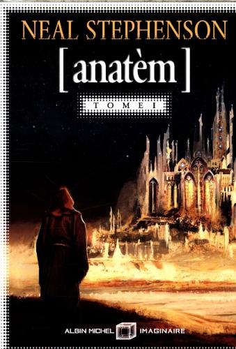 Couverture du tome 1 d'anatèm
