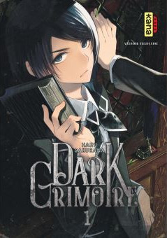 Dark-Grimoire tome 1