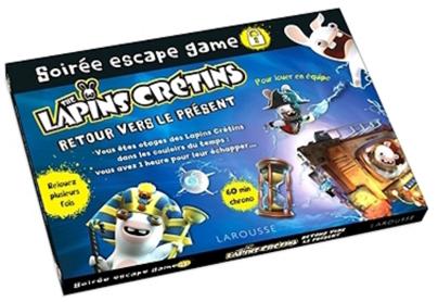 Lapins Crétins - Escape Game