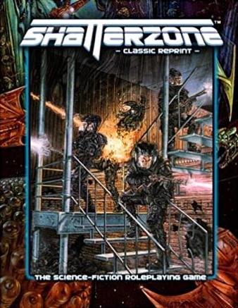 Shatterzone base