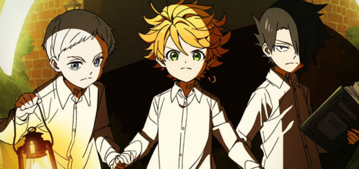The Promised Neverland - à la une