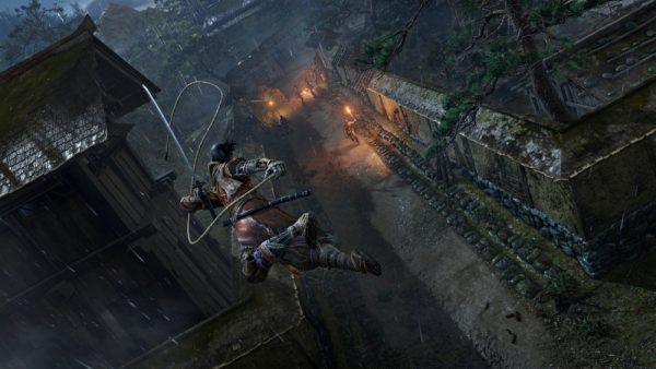 sekiro - Phases de déplacements