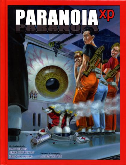 Paranoia - Base
