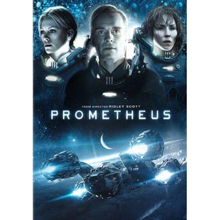 Prometheus jaquette