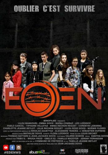 Eden - affiche de la série