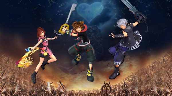 Kingdom Hearts 3 - Protagonistes