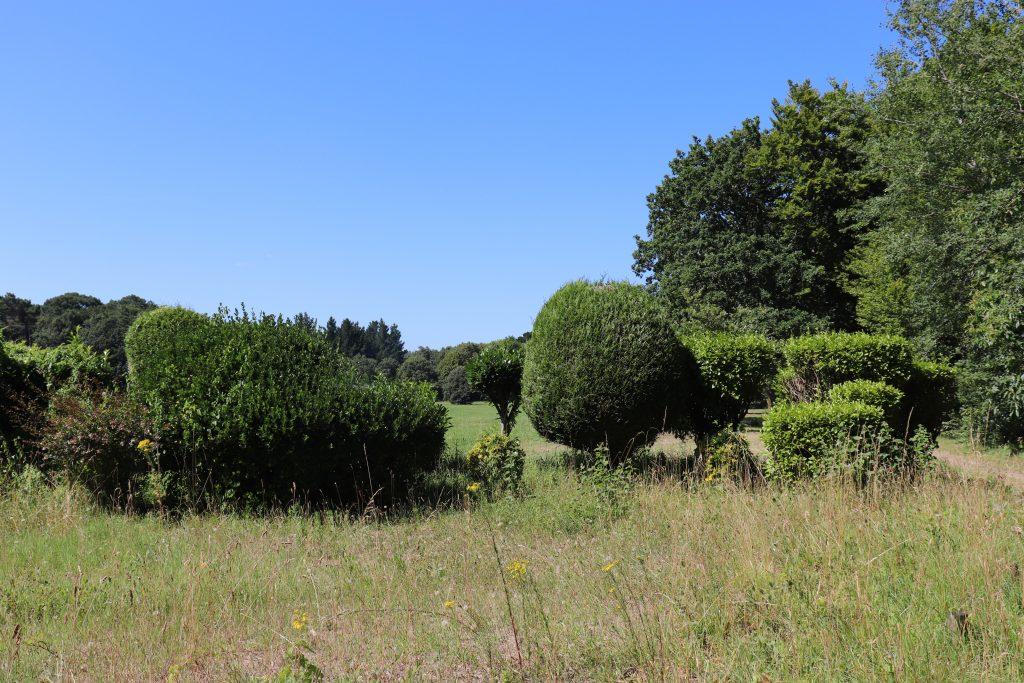 Chateau de Kéravéon - Parc